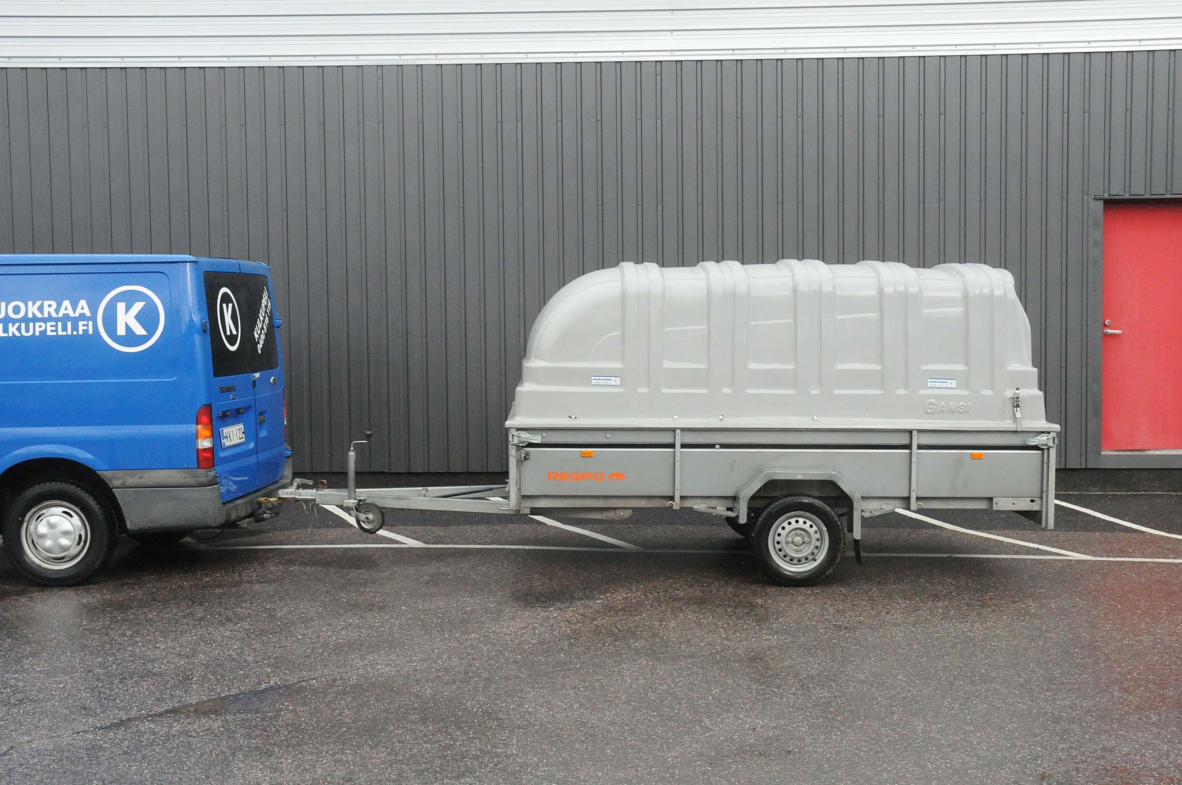 Kuomukärry, DHT-983