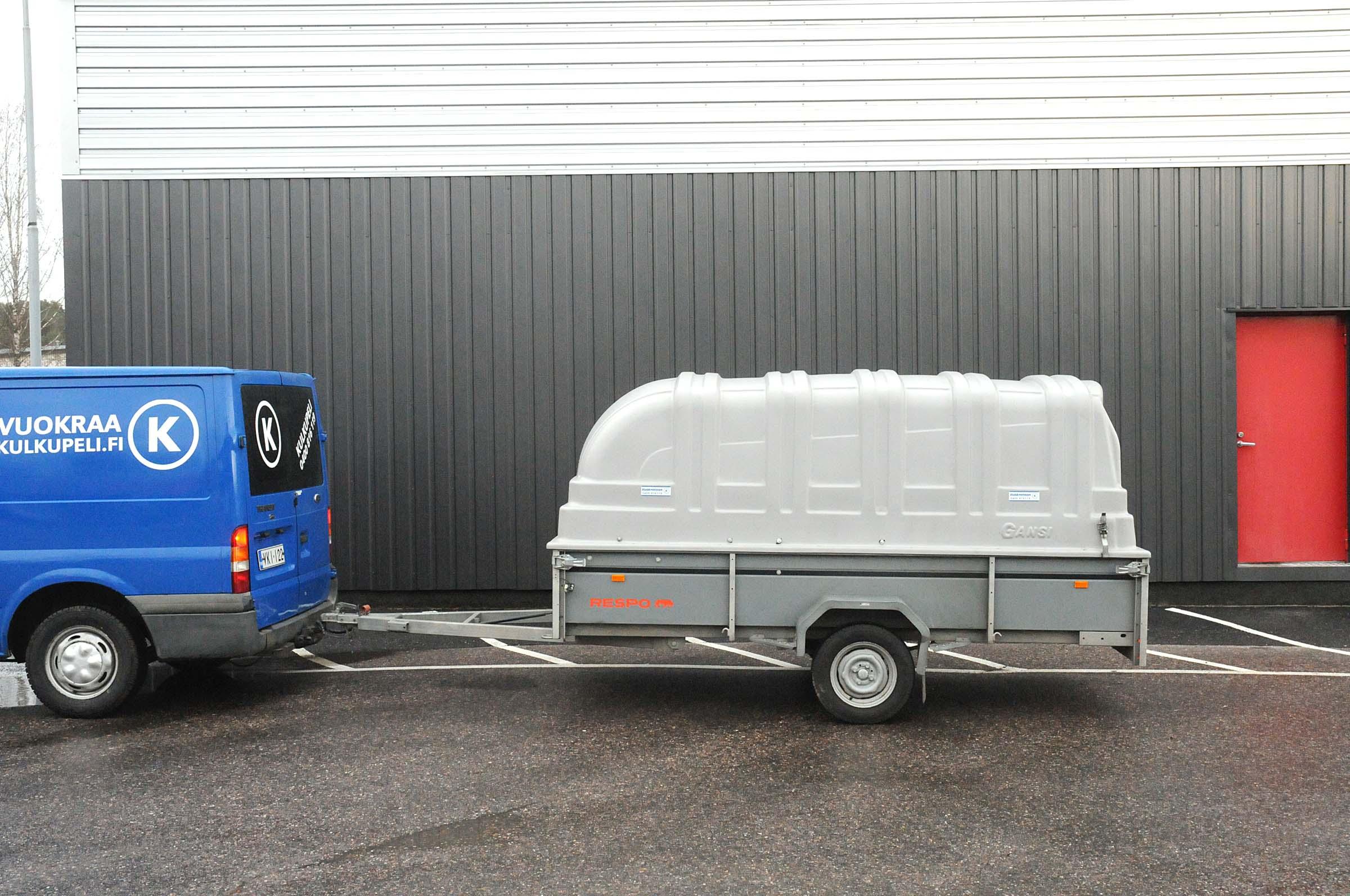 Kuomukärry, DIY-558